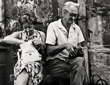 Szymborska i jej mężczyzna