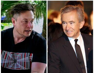 Zmiana na podium. Elon Musk nie jest już drugim najbogatszym człowiekiem...