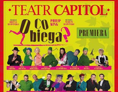 Gwiazdy na podwójnej premierze w Teatrze Capitol