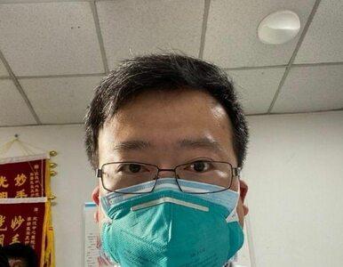 Nie żyje lekarz, który jako pierwszy ostrzegał przed koronawirusem. Po...