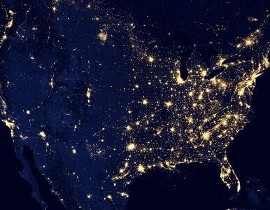 Badacze alarmują: światło też zanieczyszcza środowisko