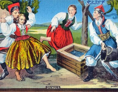 Śmigus-dyngus. Skąd wzięły się tradycje związane z Poniedziałkiem...