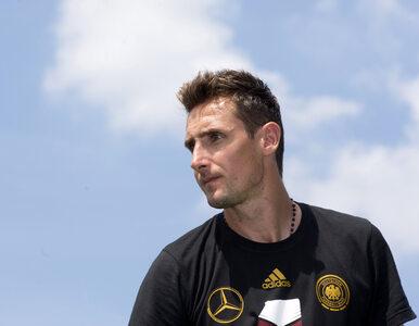 Klose zakończył karierę w reprezentacji Niemiec