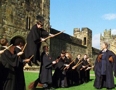 Dzieci J.K. Rowling będą się bawić w zamku Harry'ego Pottera