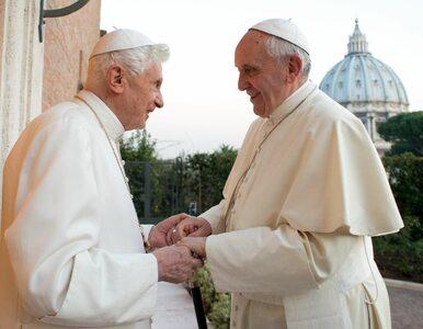 Benedykt XVI przekazał tajne akta Franciszkowi. To miało nigdy nie wyjść...