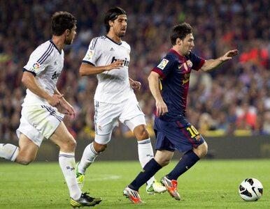 FC Barcelona remisuje z Realem Madryt. Wielki mecz Messiego i Ronaldo