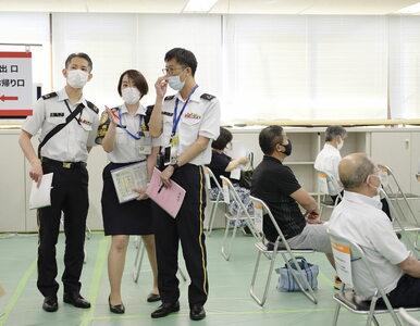 Japonia rozważa zaostrzenie obostrzeń, wzrost zakażeń. Co z igrzyskami?