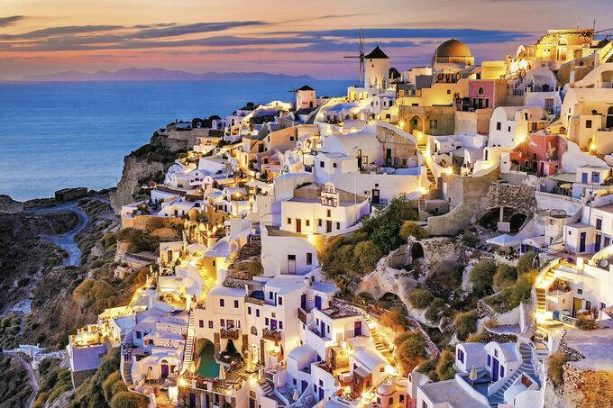 Grecja-Santorini