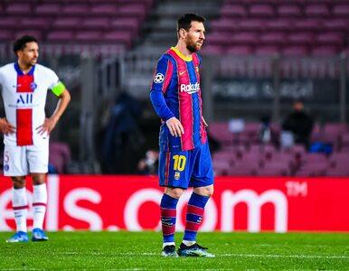 Barcelona nie odrobiła strat. PSG melduje się w ćwierćfinale Ligi Mistrzów