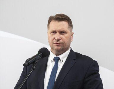 """Przemysław Czarnek """"skrajnie niezadowolony"""" z działań państwowej..."""