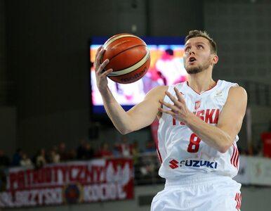 Tokio 2020. Polscy koszykarze prowadzili czterema punktami, ale i tak...