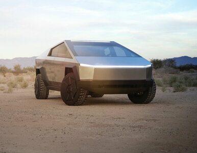 Tesla Cybertruck sfilmowana w produkcyjnej wersji. Jakie zaszły zmiany?