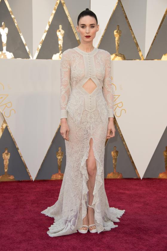 Rooney Mara podczas 88. ceremonii rozdania Oscarów w 2016 roku