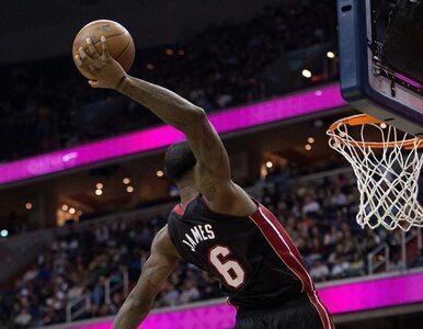 NBA: ruszył nowy sezon. Mistrzowie z Miami już wygrywają