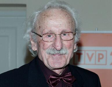 Franciszek Pieczka ma 93 lata i wciąż nie został zaszczepiony. Janda...