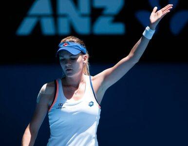 Australian Open: Bezsilna Radwańska zdeklasowana w półfinale