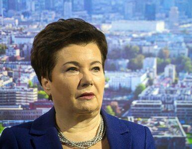 """""""Nie do końca spełnił moje oczekiwania"""". Gronkiewicz-Waltz o liderze PO..."""