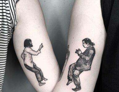 Kreatywne tatuaże dla par i bratnich dusz. Wśród nich inspirowane...