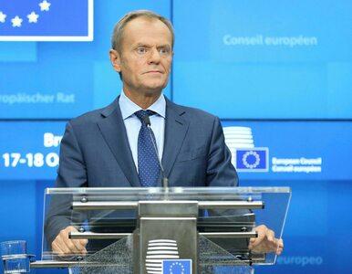 Tusk podsumował swoją kadencję w RE. Przy okazji skrytykował Macrona