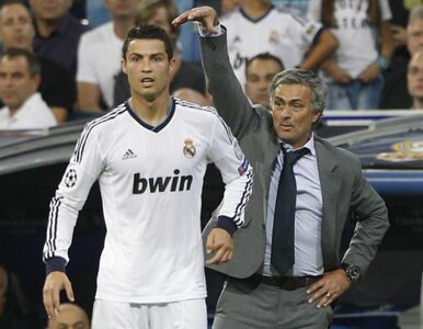 Ronaldo prosi: nie gwiżdżcie na Mourinho