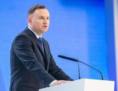 """Andrzej Duda o poprawkach PiS. """"Nie zgodzę się na rozwiązania..."""