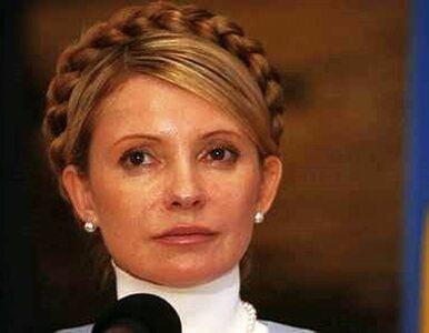 Tymoszenko: Należy wprowadzić stan wojenny