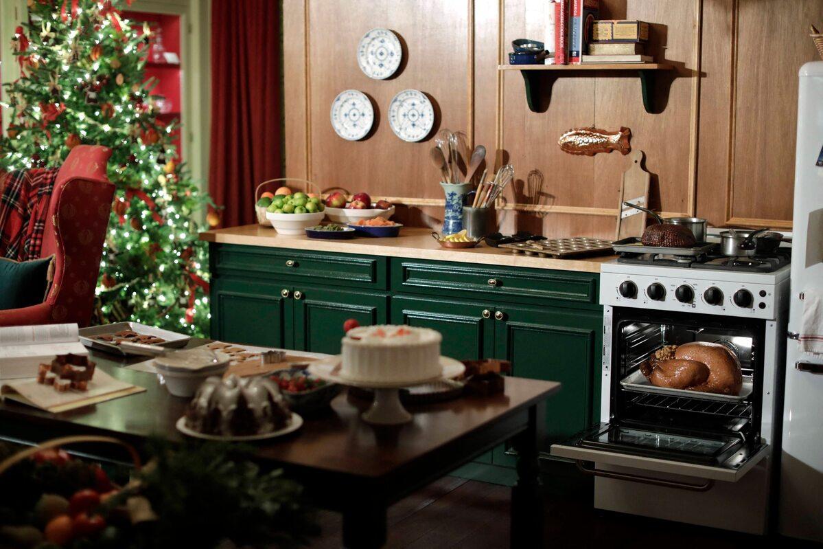Świąteczny wystrój Białego Domu na czas Bożego Narodzenia