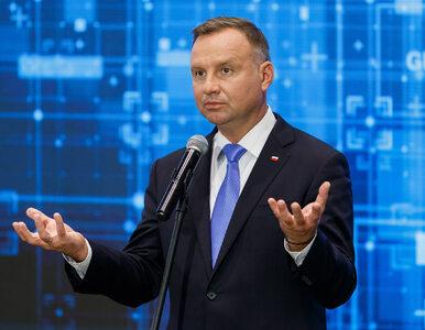 Andrzej Duda zaliczył wpadkę? Internauci zaskoczeni gestykulacją prezydenta