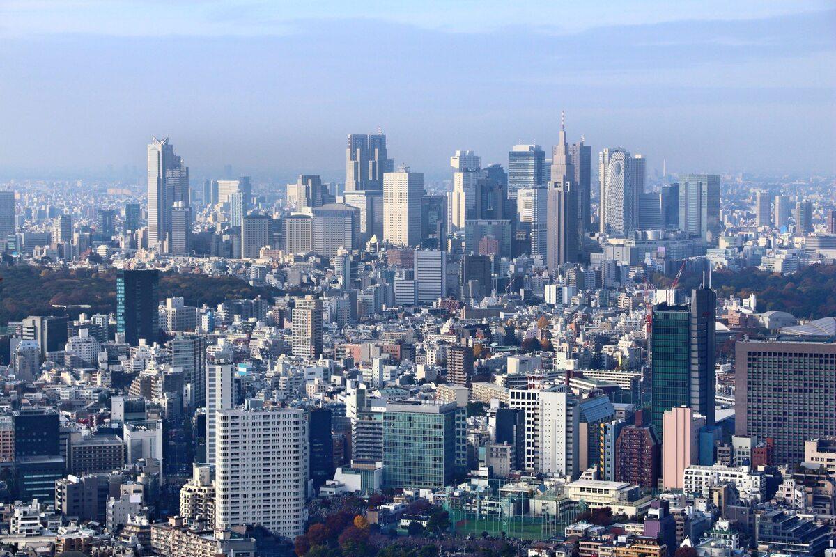 Stolica Japonii, Tokio