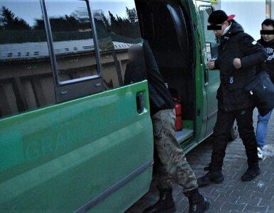 Nielegalni imigranci z Mongolii zatrzymani w Bieszczadach. Drogę...