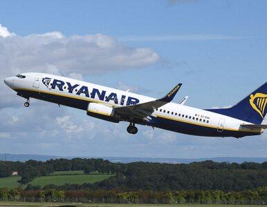 Samolot linii Ryanair przejęty przez władze. 149 pasażerów musiało...