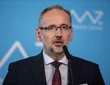 Koronawirus w Polsce. Minister zdrowia: Liczba dziennych zakażeń będzie...