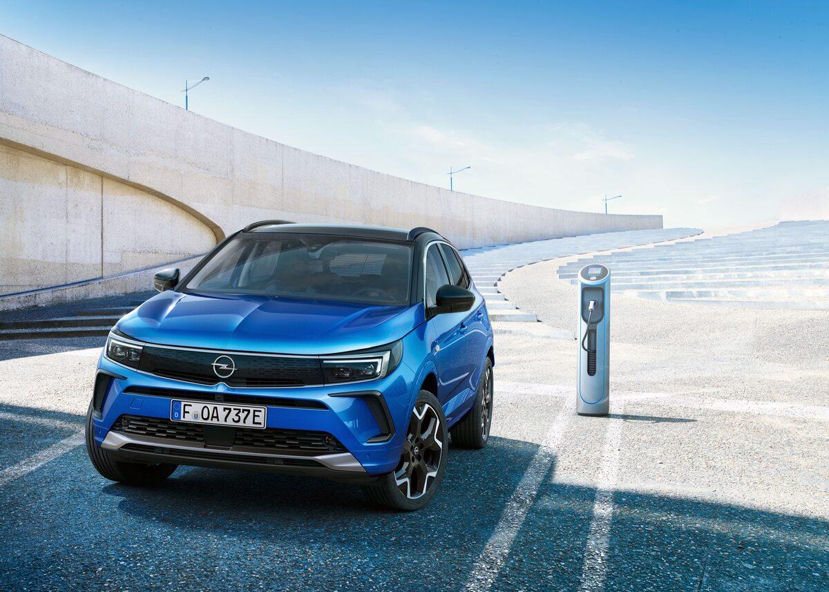 Nowy Opel Grandland