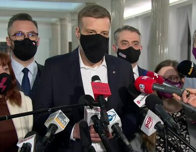 """""""Morawiecki nie ma większości, musiał szukać"""". Komentarze po głosowaniu..."""