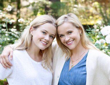 Córka Reese Witherspoon skończyła 21 lat. Jest łudząco podobna do matki