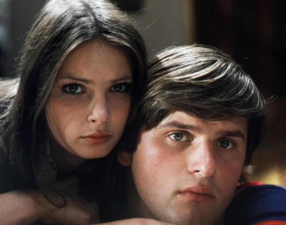 """Anna Dymna i Andrzej Wasilewicz w filmie """"Nie ma mocnych"""" (1974)"""