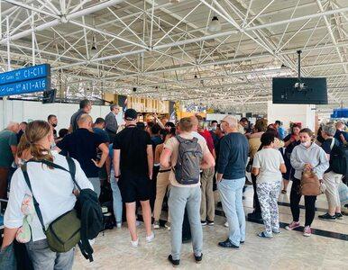 Polacy utknęli na lotnisku w Etiopii po awaryjnym lądowaniu. Nowe...