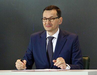 Morawiecki zwołał szczyt. W Warszawie pojawią się premierzy europejskich...