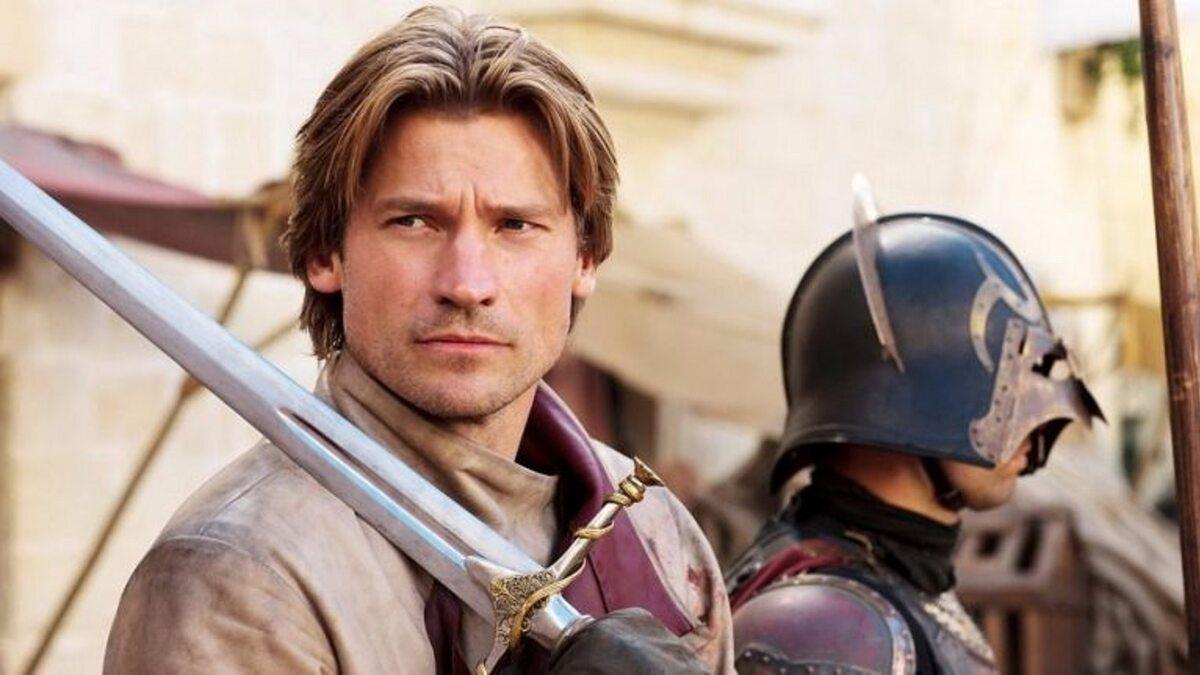 "Jaime Lannister w 1. sezonie ""Gry o tron"" Jaimie'ego gra Nikolaj Coster-Waldau."
