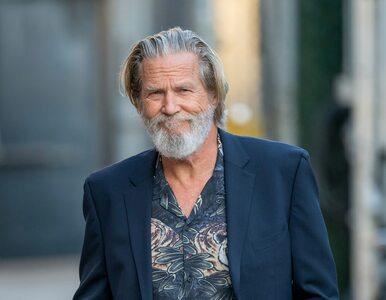 Jeff Bridges wrócił na plan zdjęciowy. Czy gwiazdor pokonał chorobę?
