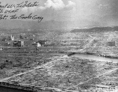 Hiroszima planuje wyburzyć dwa budynki, które przetrwały wybuch bomby...