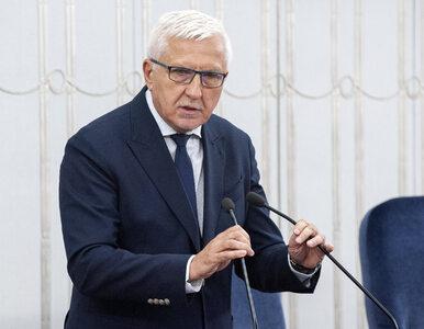 Tyszkiewicz ostro o Macierewiczu: Prokurator albo zamknięty zakład...