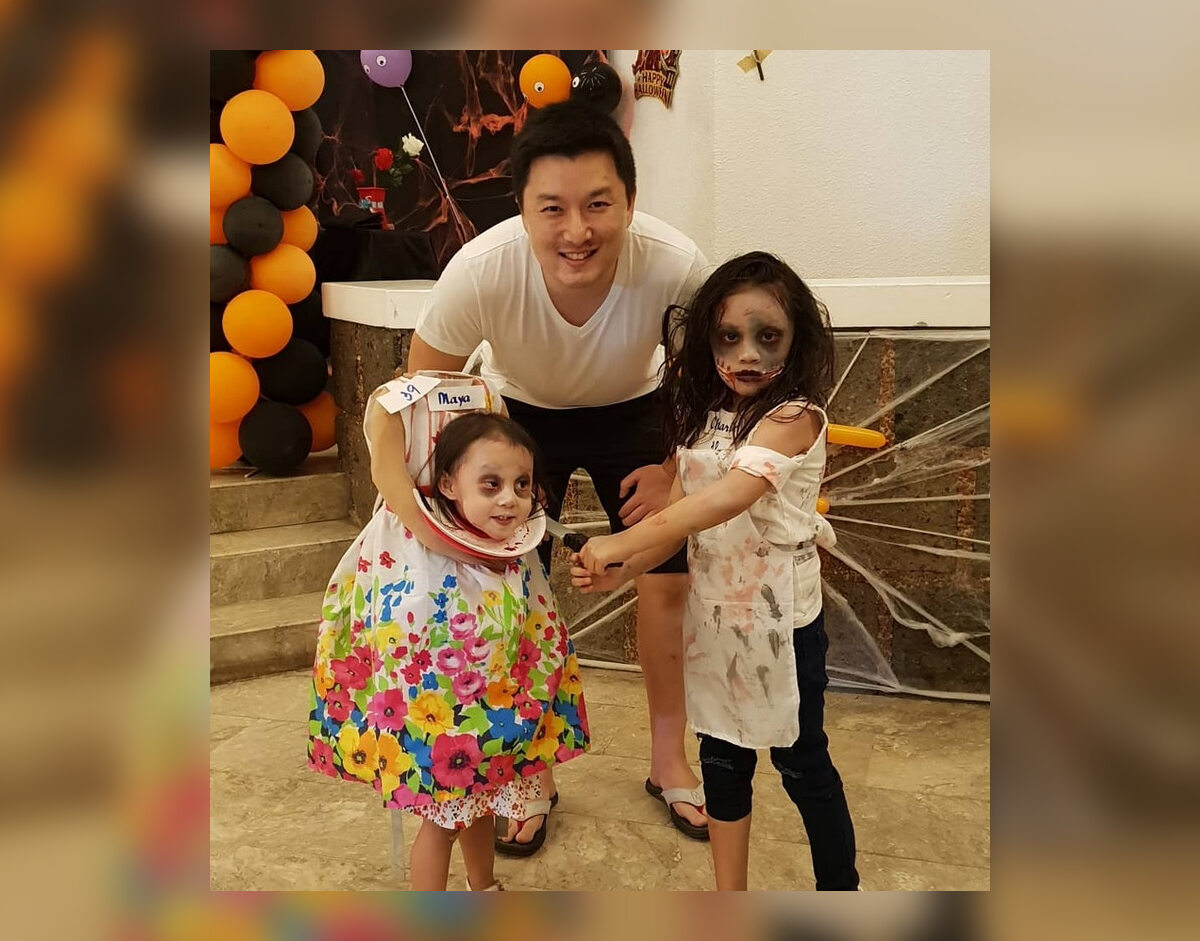 Maya i Charlie Hwang
