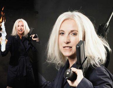Gretkowska dla Najsztuba: Tusk rzuca kobietom ochłapy, szansą jest Palikot
