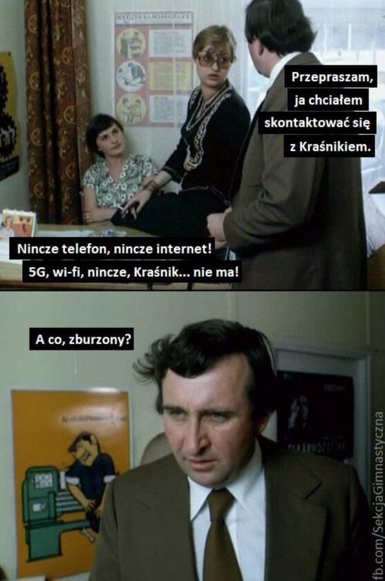 Mem z Kraśnikiem