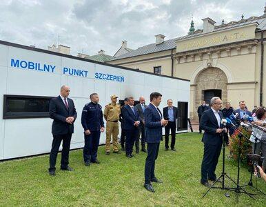 """""""Doszło do aktu terroru"""". Minister zdrowia oferuje 10 tys. złotych za..."""