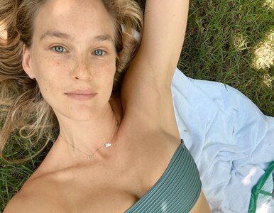 Izrael. Bar Refaeli, modelka i była dziewczyna Leonardo DiCaprio, skazana