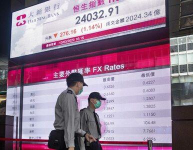 Chiny. Dalszy wzrost liczby zakażonych koronawirusem. Zmarły 2 osoby