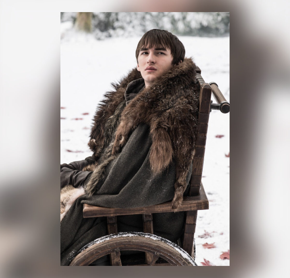 """Kadr z 2. odcinka 8. sezonu """"Gry o tron"""""""