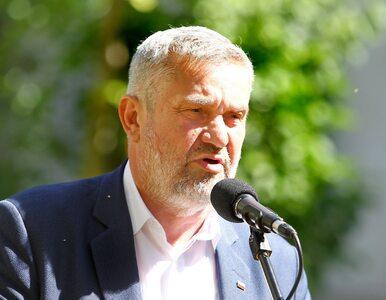 """Dlaczego Ardanowski odchodzi z rządu? Minister pisze o """"łajdactwie"""""""
